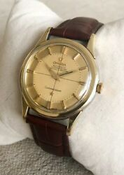 Omega Constellation 'Two-Tone' Gold Automatic Vintage Watch Serviced + Warranty