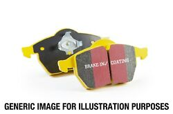 EBC Brakes DP42133R Yellowstuff Street And Track Brake Pads