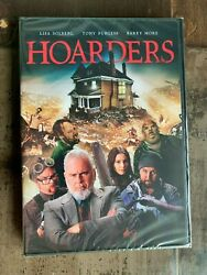 The Hoarders DVD Lisa Solberg Tony Burgess Barry More New Free Ship