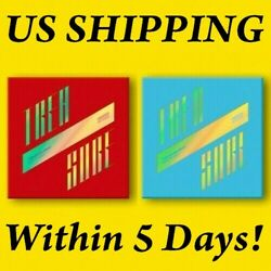 US SHIPPING Ateez-[Treasure Ep.3:One To All] CD+PosterOn+Book+Card+etc+Gift