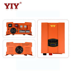 DC48V 15KW YIY  HP&HP-PV pure sine wave  power inverter  charger  off grid