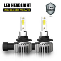 9006 HB4 LED Headlights Bulbs Lamp Fog Light HiLo Beam HID Xenon 60W 13200LM