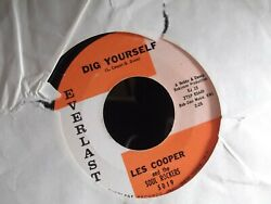 45W LES COOPER AND THE SOUL ROCKERS DIG YOURSELF  WIGGLE WOBBLE