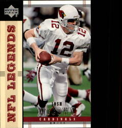 2004 Upper Deck Legends Football Card Pick