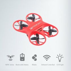 Micro Mini RC Drones 2.4G 6 Axis RC Quadcopters 3D Flips Indoor Toys Kids $18.24