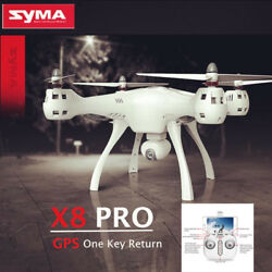 SYMA X8PRO GPS RC Drone Quadcopter FPV Real time 720P Camera Toy Aircraft $169.39