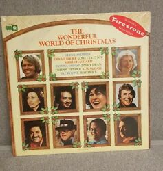 The Wonderful World Of Christmas Various Artists Country NOS Sealed