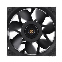 118x118x36mm 4pin 6000RPM Cooling Fan for Antminer S7 S9 Mining