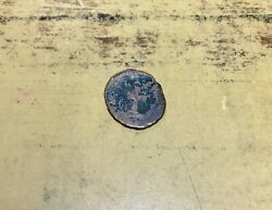 Roman Widow's Mite Sized Bronze Coin 50BC-400AD Antique coin ancient coin