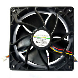 6500RPM Cooling Fan Replacement 4-pin Connector For Antminer Bitmain S7 S9 $14.92