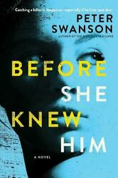 Before She Knew Him - Peter Swanson [eBooks  2019 ]