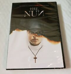 The Nun (DVD 2018) Horror Movie Free Shipping!