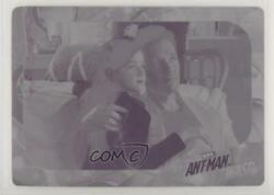 2018 Upper Deck Ant-Man & The Wasp Printing Plate Magenta 11 Birthday #62 5l3 $46.54