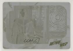 2018 Ant-Man & The Wasp Printing Plate Yellow 11 Mission Accomplished #97 5l3 $46.54