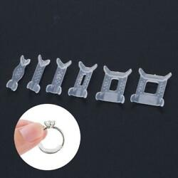 Invisible Ring Size Adjuster for Loose Ring Size Reducer Spacer Ring Guard 12Pcs