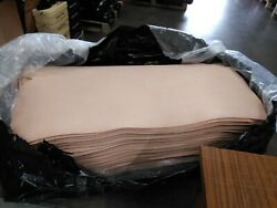 EUROPEAN IMPORT TOOLING VEGE TAN NATURAL LEATHER THICNESS 56-89-910-1112 OZ