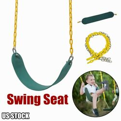 Swing Seat Set Kids Playground Slide Outdoor Backyard Accessories Replacement US $24.77