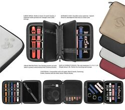 Apple Watch Band TravelStorage Case Stores 10+ Bands