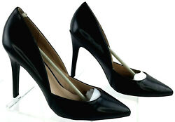 Style Charles Heels Pumps Shoes Womens Size 10 Black
