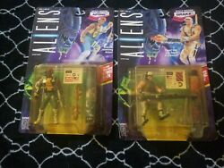 1992 KENNER ALIENS Action Figure SGT APONE space marine drake 2 figures  $29.99