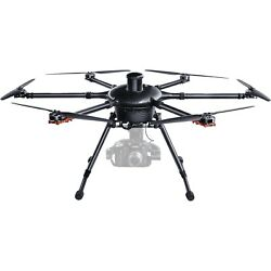 Yuneec H920 Drone ProAction Ground Handle and GB603 Gimbal w Aluminum Cases $2199.99