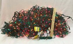 Decorative Lighting String Blanket For Shrubs Holiday Christmas Lighting Lot 5