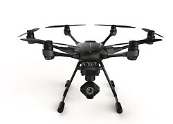 YUNEEC Typhoon H Hexacopter ST16 Pro GCO3 Camera w Real Sense Installed $724.99