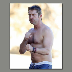 GERARD BUTLER SEXY RARE NEW!! 8X10 PHOTO VV45