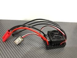 WP 10BL50 RTR Waterproof RC Brushless ESC Fits Redcat 1 10 Blackout Volcano Bana $33.95