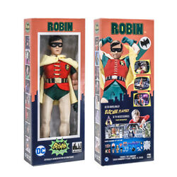Batman Classic TV Series Boxed 8 Inch Action Figures: Robin $26.98
