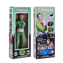 Batman Classic TV Series Boxed 8 Inch Action Figures: Riddler Removable Mask $26.98