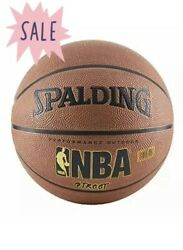 Basketball Spalding NBA Street Official Size 7 Outdoor Game Leather Ball NEW $23.74