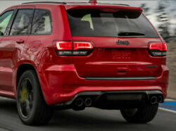 BORLA 140756 ATAK CAT-BACK EXHAUST fits 2018-2019 GRAND CHEROKEE TRACKHAWK