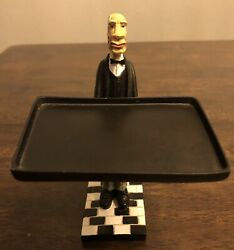 Vintage Bombay Company MINI VERSION JAMES THE BUTLER Serving Table Tray Stand
