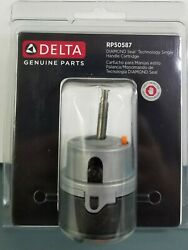 Delta RP50587 Diamond Seal Technology Single Handle Cartridge.  New Sealed.