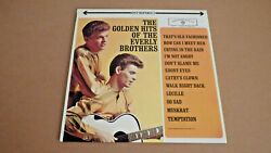 The Everly Brothers The Golden Hits Of Warner WS 1471 Record Club Reissue NM NM $15.00