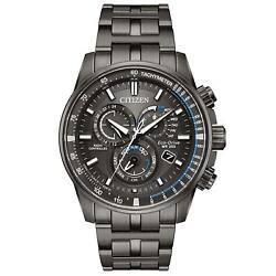 Citizen Eco-Drive PCAT Radio Controlled Perpetual Chrono Men's Watch AT4127-52H