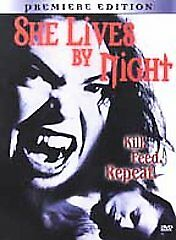 She Lives By Night (DVD 2001 Premiere Edition Directors Cut) MINT