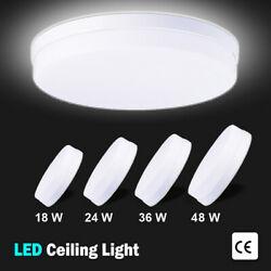 LED Ceiling Light Ultra Thin No Dimmable Flush Mount Kitchen Lamp Home Fixtures
