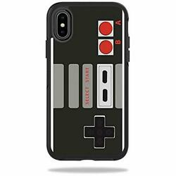 MightySkins Skin Compatible with OtterBox Symmetry iPhone X or XS Case - Retro G