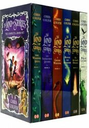 Land of Stories Chirs Colfer Collection 6 Books Box Set (Wishing Spell Grim War