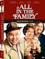All In The Family Complete Seasons 1-5(Dvd)