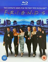 Friends: The Complete Series Blu Ray