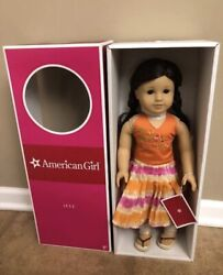 American Girl Doll Jess She's New But Sandals Rubber Deteriorated (see Last Pic)