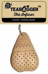 The TeaBagger Tea Infuser Funny Gag Gift Novelty Gifts For Men and Women... $14.95