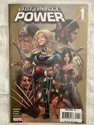 Ultimate Power Issues 12 Ultimate Marvel Imprint $5.50