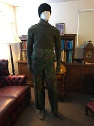 british army dpm water proof trousers grade a + marines sas hunting fishing