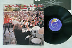 TRAPEZE YOU ARE THE MUSIC WE'RE JUST THE BAND THRESHOLD LAX-1033 Japan VINYL LP