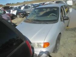 Chassis ECM Air Bag Under Lower Console Fits 96-98 WINDSTAR 14739454