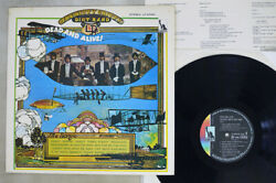 NITTY GRITTY DIRT BAND DEAD AND ALIVE LIBERTY LP-80348 Japan VINYL LP